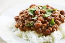 Chilli Con Carne & Rice (g, d)