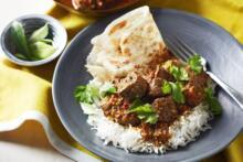 Sri Lankan Beef & Potato Curry (g, d)