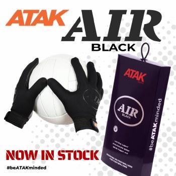 ATAK AIR BLACK GLOVE
