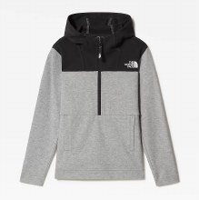 TNF B SLACKER 1/4 ZIP