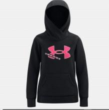 UA Girls Rival Fleece Hoodie