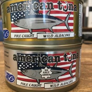 American Tuna (No Salt)