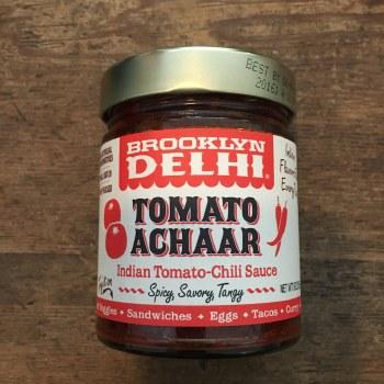 Tomato Achaar