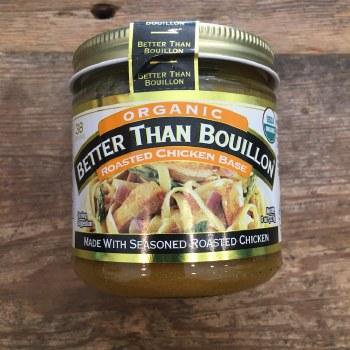 Roasted Chicken Broth Base