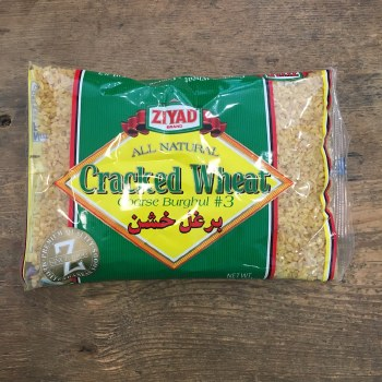 Bulgur Wheat (Coarse)