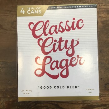 Classic City Lager