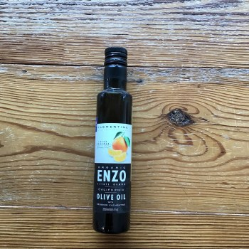 Fresh Crushed Clementine Olive Oil
