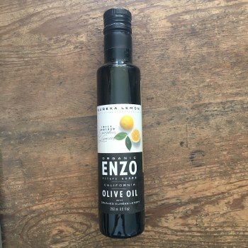 Fresh Crushed Eureka Lemon Olive Oil