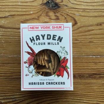 Harissa Crackers