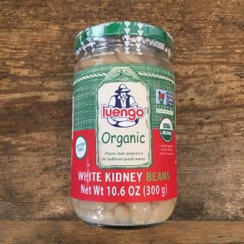Organic White Kidney Beans