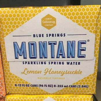 Lemon Honeysuckle Sparkling Water 8pk
