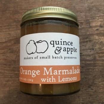 Orange Marmalade with Lemons