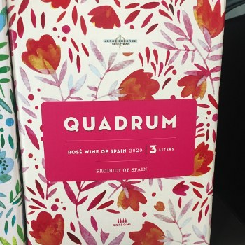 Quadrum Rose (3L Box)