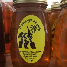 Local Honey 8oz