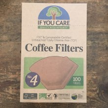 #4 Cone Coffee Filters