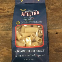 Rigatoni Pasta 500g