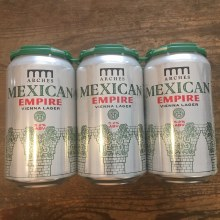 Mexican Empire Vienna Lager