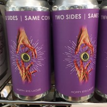 Two Sides Same Coin Hoppy Rye Lager