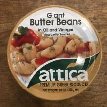 Giant Butter Beans in Vinaigrette