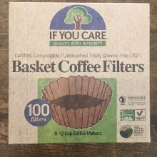 Basket Coffee Filters