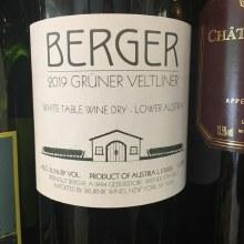 Gruner Veltliner 1 liter