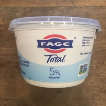 Greek-style Yogurt (5%)