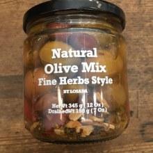 Fine Herbs Olive Mix
