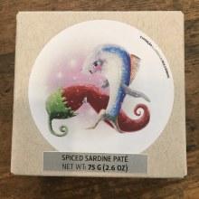Spiced Sardine Pate