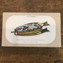 Small Smoked Sardines