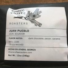 Juan Pueblo Whole Bean Coffee