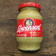 Extra Hot German Mustard