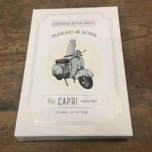 Capri (Lemon Poppy Seed Shortbreat Cookies)