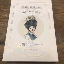 Oxford (Vanilla Earl Grey Shortbread Cookies)