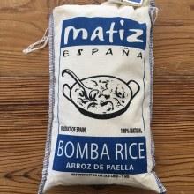 Bomba Rice (Arroz de Paella)