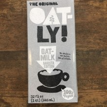 Oat Milk - Barista Edition