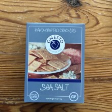 Sea Salt Gluten Free Crackers