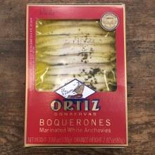 Boquerones (Marinated White Anchovies)