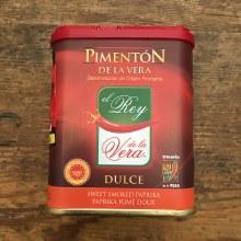 Pimenton de la Vera (Smoked Sweet Paprika)