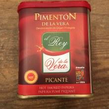 Pimenton de la Vera Picante DOP (Smoked Hot Paprika