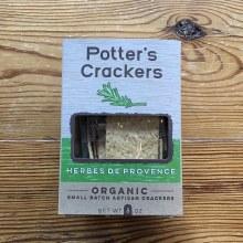 Herbes de Provence Crackers