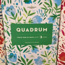 Quadrum White Blend (3L Box)