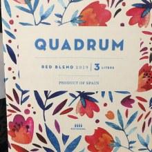 Quadrum Red Blend (3L box)