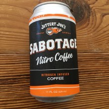 Sabotage Nitro Coffee