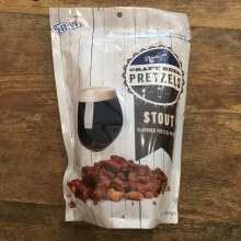 Craft Beer Pretzels (Stout)