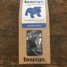 Early Grey Strong Tea