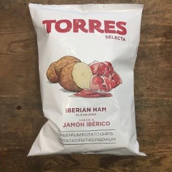 Iberian Ham Potato Chips