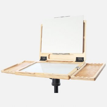 u.go Anywhere Pochade Box with Tripod