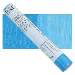 Pigment Sticks, 38ml, Azure Blue