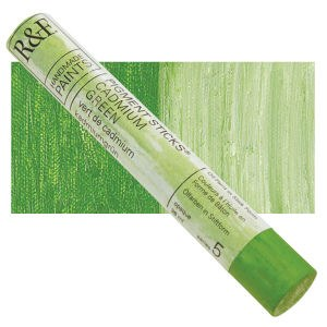 Pigment Sticks, 38ml, Cadmium Green