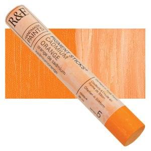 Pigment Sticks, 38ml, Cadmium Orange
